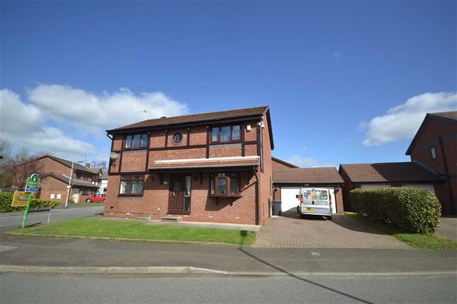 Thumbnail Detached house for sale in Greenbank Road, Manchester