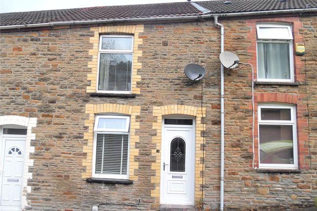 2 bed terraced house for sale in Madoc Street, The Graig, Pontypridd, Rhondda Cynon Taff CF37