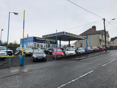 Thumbnail Commercial property for sale in Pontardulais Motor Company, St. Teilo Street, Swansea, West Glamorgan