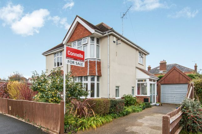 Thumbnail Detached house for sale in Eastbourne Avenue, Shirley, Southampton
