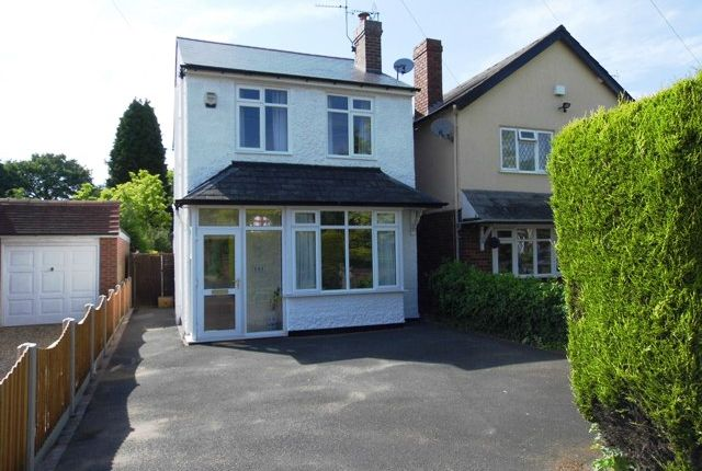 Thumbnail Detached house to rent in Chester Road South, Kidderminster