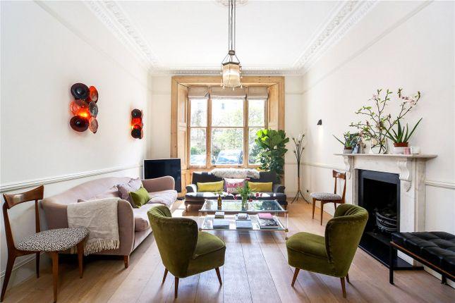 Thumbnail Maisonette to rent in Leinster Square, London