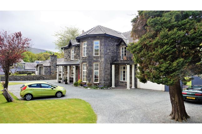Thumbnail Detached house for sale in High Street, Llanberis