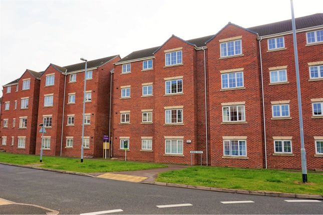 Thumbnail Flat for sale in Kings Walk, Mansfield