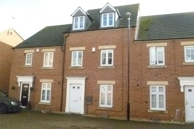 Thumbnail Town house for sale in Elizabeth Way, Walsgrave, Coventry