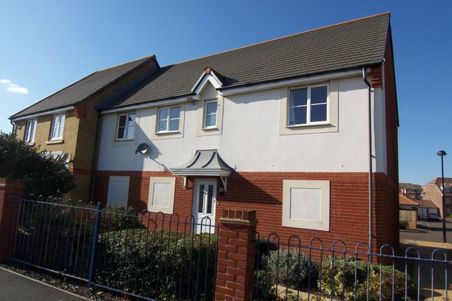 Thumbnail Flat to rent in Grenada Close, Eastbourne
