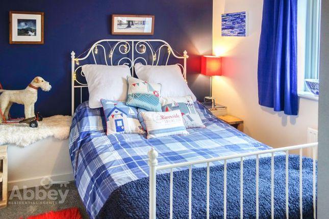 Bedroom Two of Lon Y Grug, Coed Darcy, Neath SA10