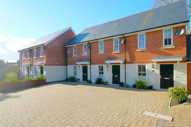 Thumbnail Terraced house for sale in Chalice Close, Lower Parkstone, Poole
