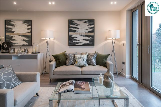 Thumbnail Flat for sale in The Octave, Willesden Lane, London