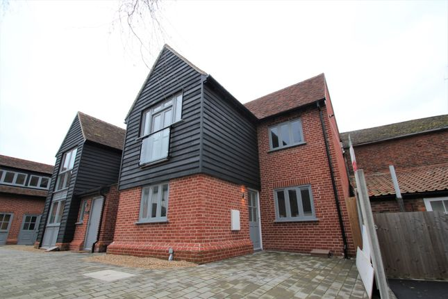 2 bed semi-detached house for sale in High Street, Maldon CM9
