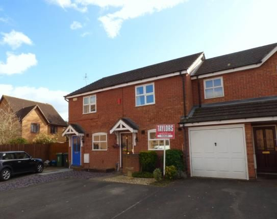Thumbnail Terraced house for sale in The Larches, Abbeymead, Gloucester, Gloucestershire