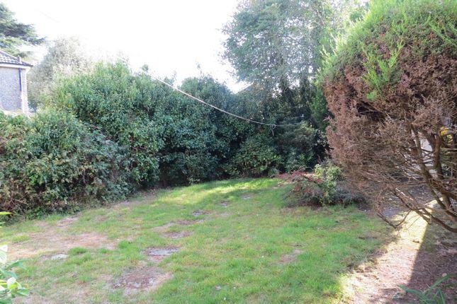 Garden of Heathwood Road, Winton, Bournemouth BH9