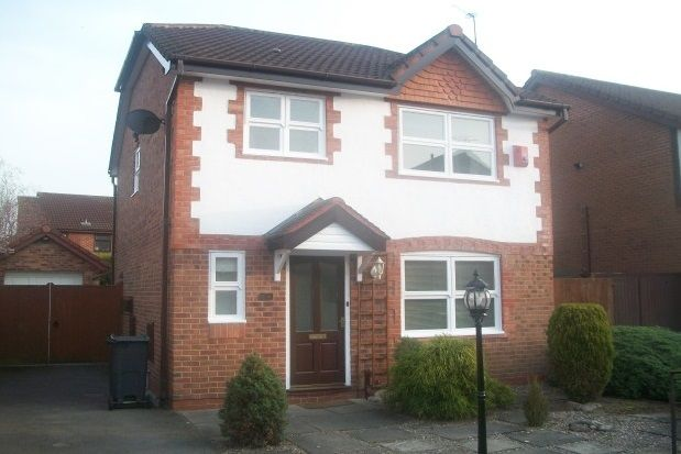 Thumbnail Property to rent in Birchwood Close, Great Sutton, Ellesmere Port