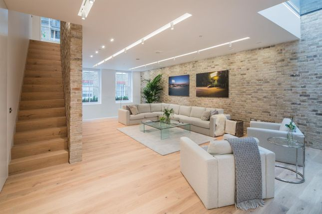 Thumbnail Detached house to rent in Bingham Place, London