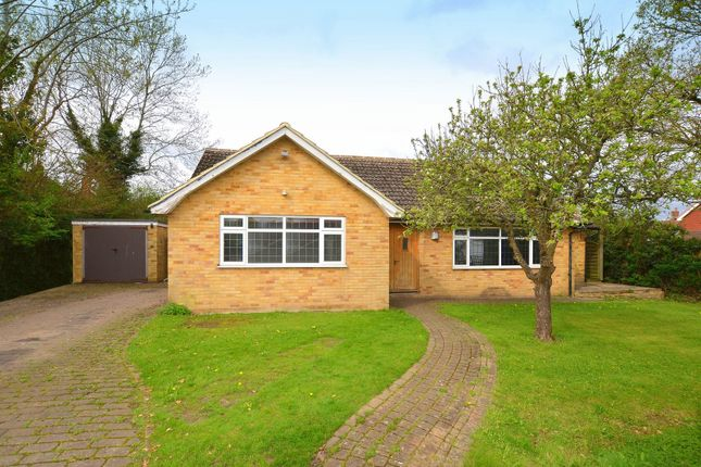 Thumbnail Detached bungalow for sale in Kenyons, West Horsley, Leatherhead