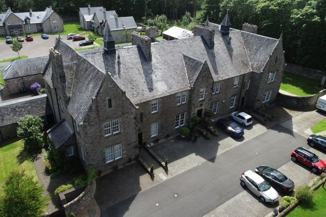 Thumbnail Flat for sale in Auchterarder