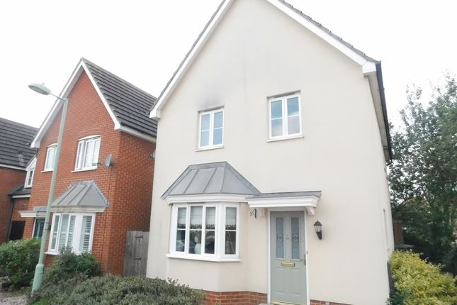 3 bed detached house for sale in Stowmarket, Suffolk