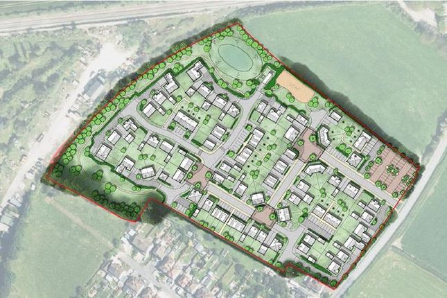 Thumbnail Commercial property for sale in Development Land, Box Road, Cam, Dursley, Gloucestershire