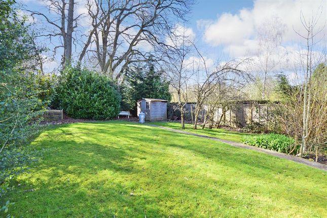 Rear Garden of Oak Farm Lane, Fairseat, Sevenoaks, Kent TN15