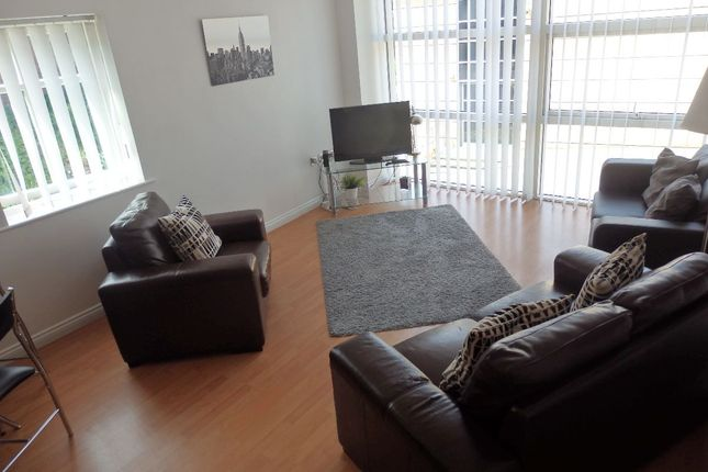 Thumbnail Flat to rent in Curzon Place, Bottle Bank, Gateshead
