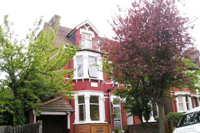 Thumbnail Flat to rent in Marlborough Road, South Croydon