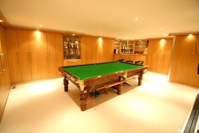 Games Room of East Lodge, Cambusnethan Priory, Wishaw ML2