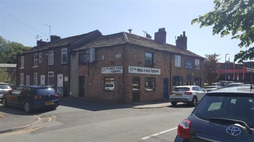 Thumbnail Retail premises for sale in Macclesfield, Cheshire