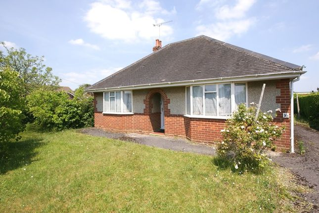 2 bed detached bungalow for sale in Corfe View Road, Corfe Mullen, Wimborne