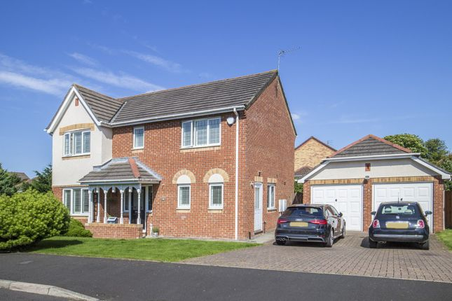 Thumbnail Property for sale in Norham Drive, Morpeth