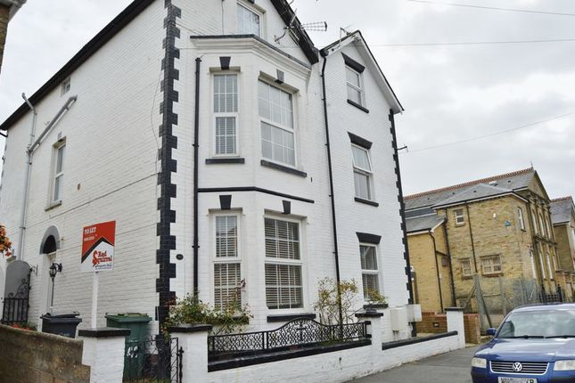 Thumbnail Semi-detached house to rent in Osborne Road, East Cowes