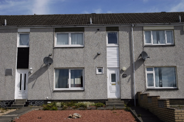 Thumbnail Terraced house to rent in Sorrel Drive, Ayr, South Ayrshire, 3Xr
