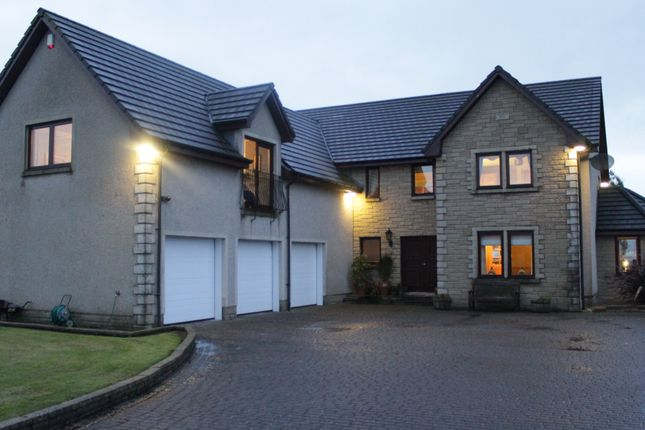 Thumbnail Detached house for sale in Westershieldhill, Falkirk