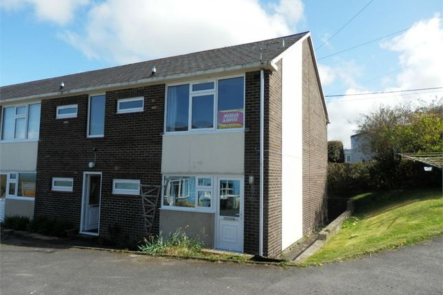 Thumbnail Flat for sale in Traethgwyn, New Quay