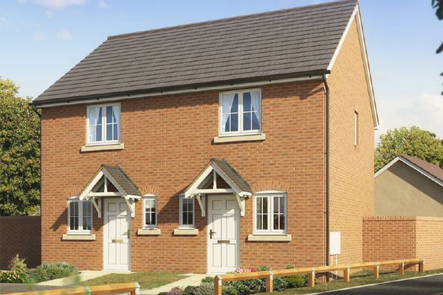 Thumbnail Semi-detached house for sale in 3 Ffordd Y Glowyr, Carway, Kidwelly, Carms.