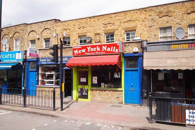 Thumbnail Retail premises for sale in Hackney Road, London, Haggerston
