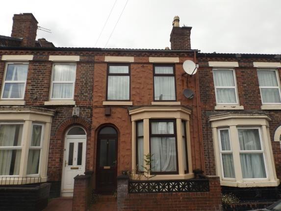Front of York Street, Walton, Liverpool, Merseyside L9