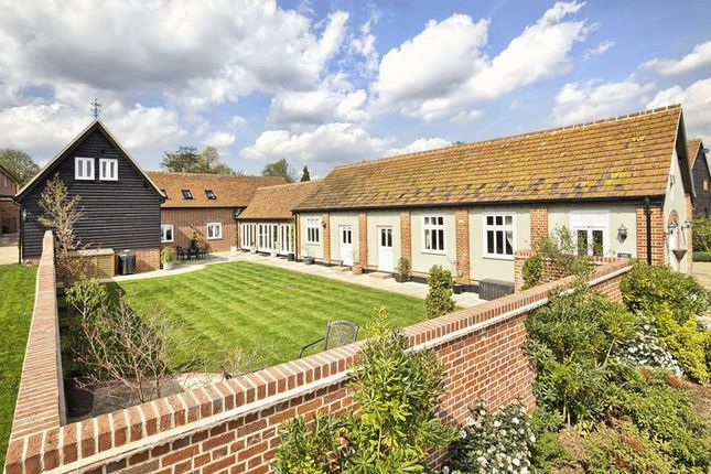 Thumbnail Detached house for sale in Moor Place Park, Much Hadham
