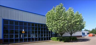 Thumbnail Light industrial to let in Unit 4, Alpha Business Park, West Bromwich