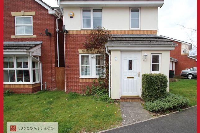 Thumbnail Detached house to rent in Cedar Wood Drive, Afon Village, Rogerstone, Newport