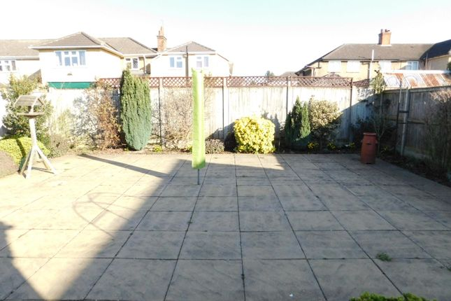 Rear Garden of Meadow Walk, Stotfold, Herts SG5