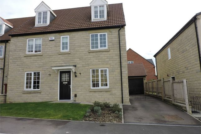 Thumbnail Detached house for sale in Knitters Road, South Normanton, Alfreton, Derbyshire