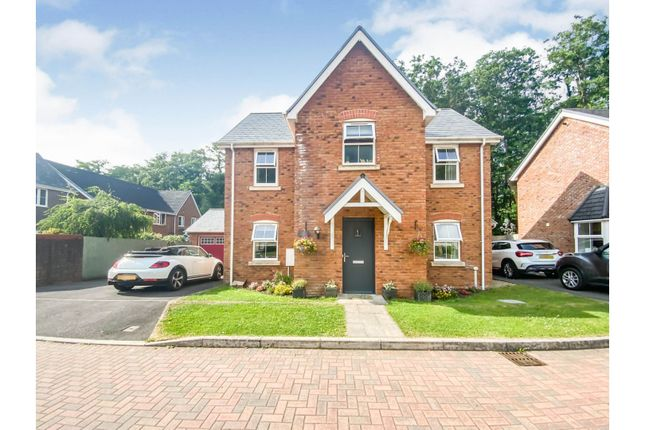 Thumbnail Detached house for sale in Ynys Y Nos, Glynneath