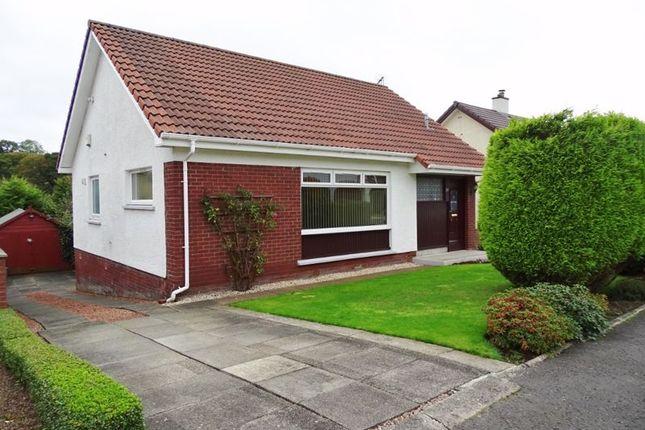 Thumbnail Detached bungalow for sale in Melloch Crescent, Tillicoultry