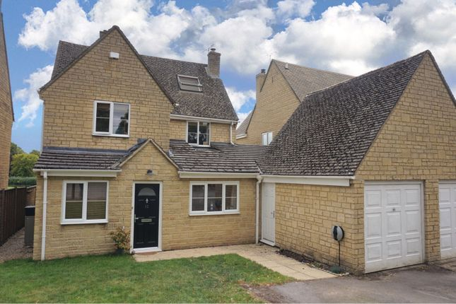 Thumbnail Detached house for sale in Springfield Road, Quenington