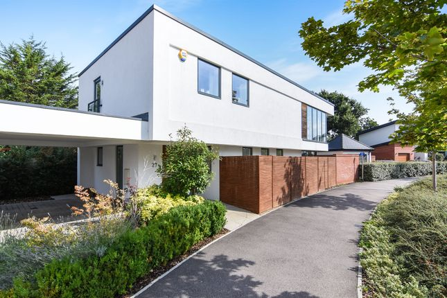 Thumbnail Detached house for sale in St Clements Avenue, Harold Wood, Romford