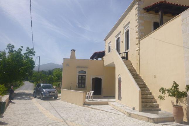 Thumbnail Detached house for sale in Kalamas, Mylopotamos, Rethymno, Crete, Greece