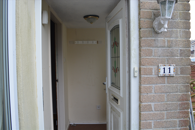 Thumbnail End terrace house for sale in Forbes Close, Penzance, Cornwall United Kingdom
