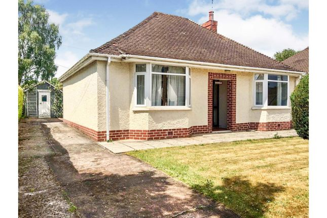 Thumbnail Detached bungalow for sale in Newport Road, Magor