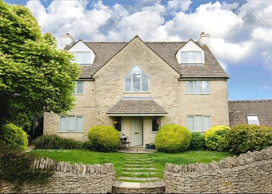 Thumbnail Detached house for sale in Nympsfield Road, Stroud, Gloucestershire