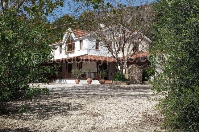 Villa for sale in Miliou, Paphos, Cyprus